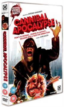 Cannibal Apocalypse, DVD