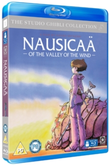 Nausicaa of the Valley of the Wind, Blu-ray  BluRay