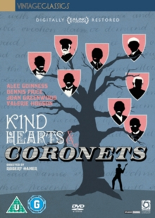 Kind Hearts and Coronets, DVD  DVD