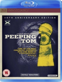 Peeping Tom, Blu-ray