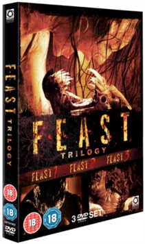 Feast Trilogy, DVD