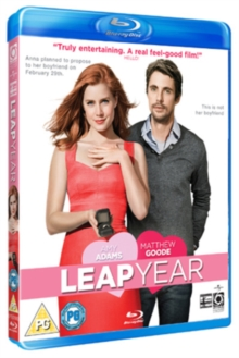 Leap Year, Blu-ray