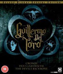 The Guillermo Del Toro Collection, Blu-ray BluRay