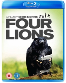 Four Lions, Blu-ray