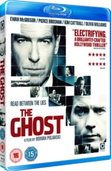 The Ghost, Blu-ray