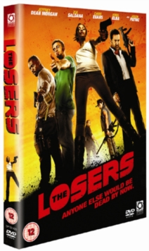 The Losers, DVD