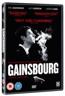 Gainsbourg, DVD