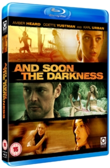 And Soon the Darkness, Blu-ray