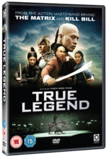 True Legend, DVD