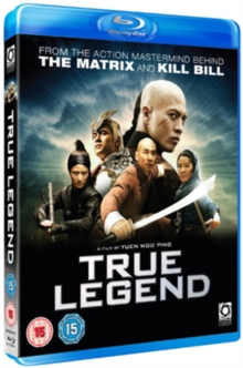 True Legend, Blu-ray