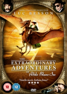 The Extraordinary Adventures of Adele Blanc-Sec, DVD DVD