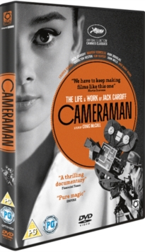 Cameraman - The Life and Work of Jack Cardiff, DVD