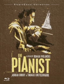 The Pianist, Blu-ray