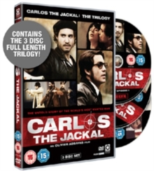 Carlos the Jackal: The Trilogy, DVD