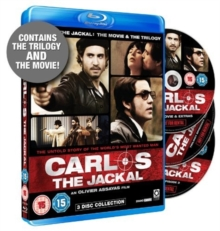 Carlos the Jackal: Movie and the Trilogy, Blu-ray