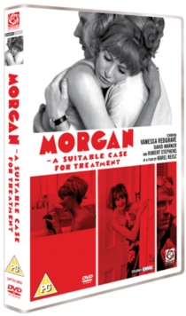 Morgan - A Suitable Case for Treatment, DVD