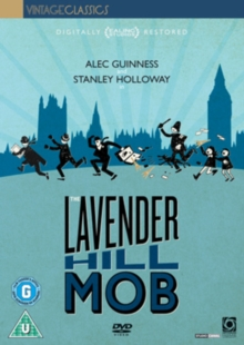 The Lavender Hill Mob, DVD