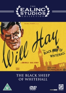 The Black Sheep of Whitehall, DVD