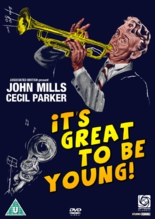 It's Great to Be Young!, DVD