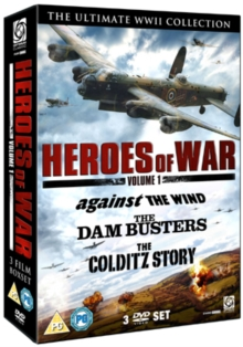 Heroes of War Collection: Volume 1, DVD