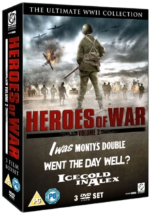 Heroes of War Collection: Volume 2, DVD