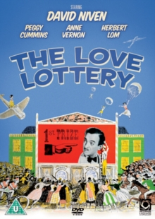 The Love Lottery, DVD DVD