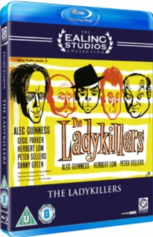 The Ladykillers, Blu-ray