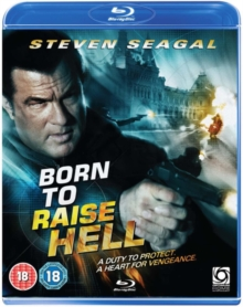 Born to Raise Hell, Blu-ray