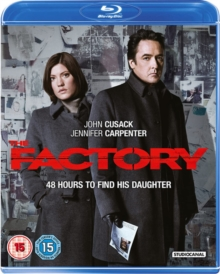 The Factory, Blu-ray BluRay