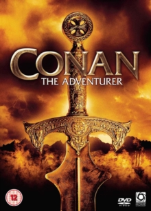 Conan the Adventurer, DVD