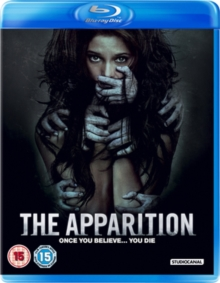 The Apparition, Blu-ray
