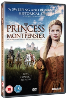 The Princess of Montpensier, Blu-ray