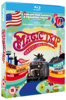 Magic Trip - Ken Kesey's Search for a Kool Place, Blu-ray