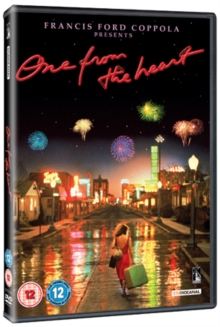 One from the Heart, DVD