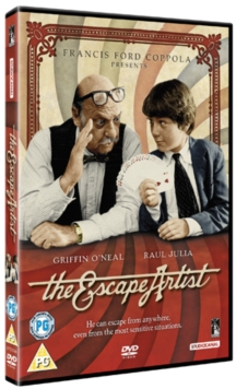 The Escape Artist, DVD