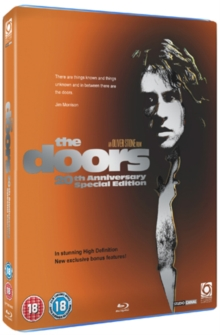 The Doors, Blu-ray