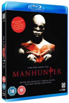 Manhunter, Blu-ray  BluRay