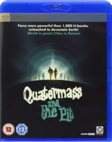 Quatermass and the Pit, Blu-ray