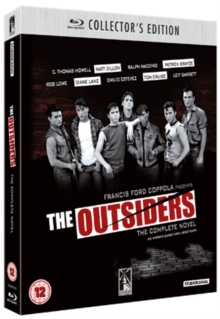 The Outsiders, Blu-ray