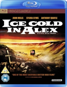Ice Cold in Alex, Blu-ray