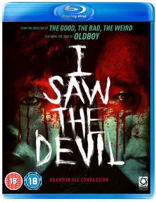 I Saw the Devil, Blu-ray