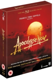 Apocalypse Now/Apocalypse Now Redux/Hearts of Darkness, Blu-ray  BluRay