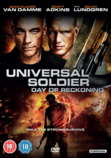 Universal Soldier: Day of Reckoning, DVD