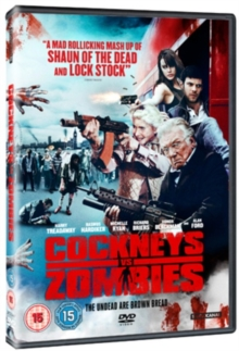 Cockneys Vs Zombies, DVD  DVD