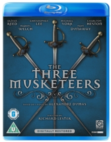 The Three Musketeers, Blu-ray