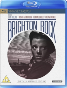 Brighton Rock, Blu-ray