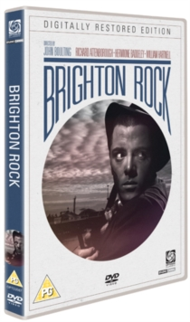Brighton Rock, DVD
