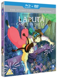 Laputa - Castle in the Sky, Blu-ray