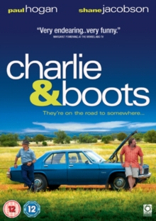 Charlie and Boots, DVD