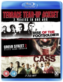 Terrace Tear Up Collection, Blu-ray